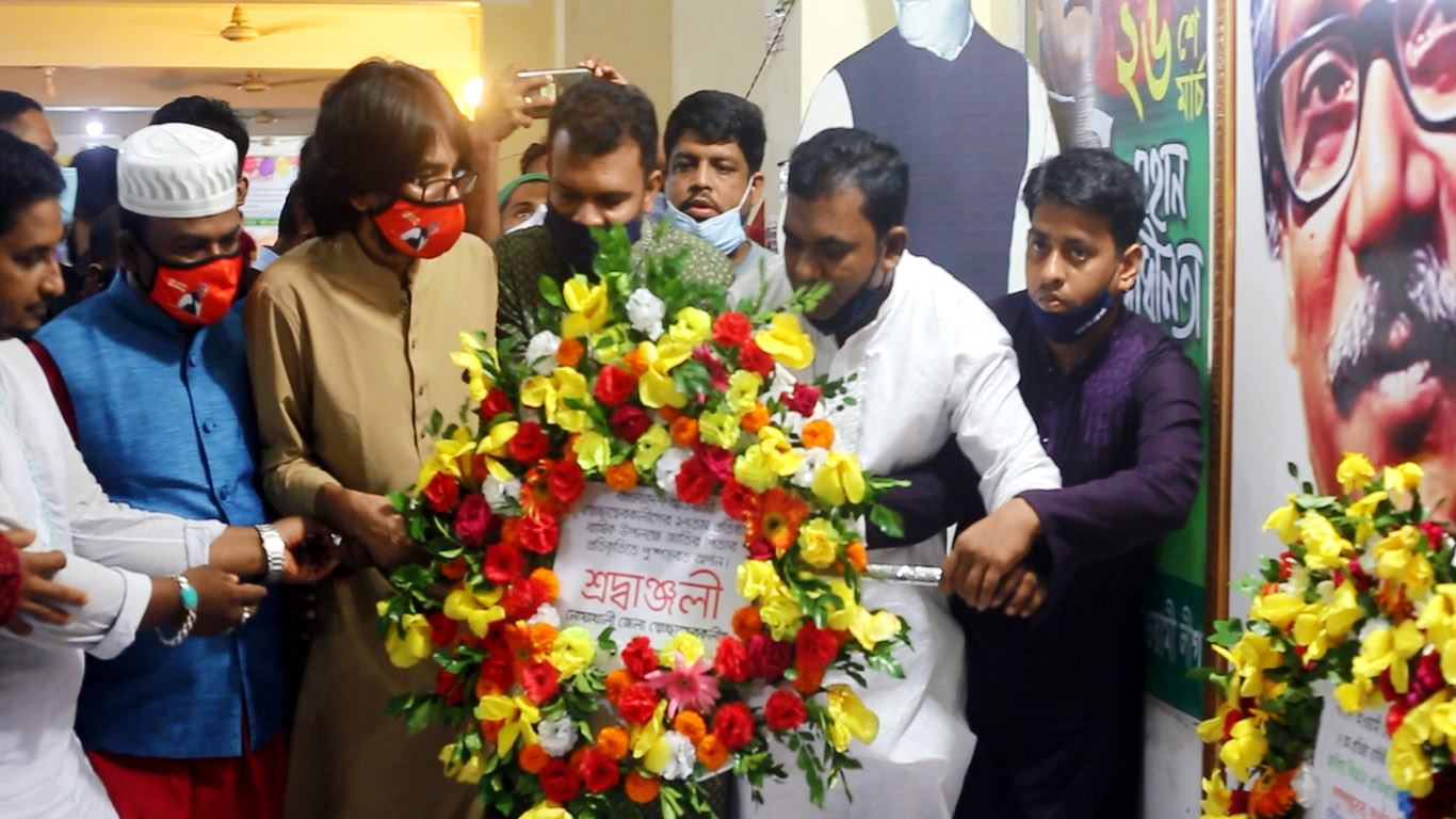 নোয়াখালীতে পালিত হয়েছে সেচ্ছাসেবকলীগের ২৭তম প্রতিষ্ঠা বার্ষিকী